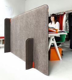 screen BuzziZone | Sas Adriaenssens - Buzzispace #recycled #flat_pack #recyclable