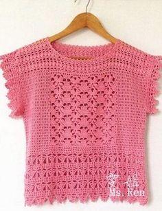 Fabulous Crochet a Little Black Crochet Dress Ideas. Georgeous Crochet a Little Black Crochet Dress Ideas. Pull Crochet, Gilet Crochet, Crochet Shirt, Crochet Jacket, Freeform Crochet, Crochet Cardigan, Crochet Top, Ravelry Crochet, Crochet Bodycon Dresses
