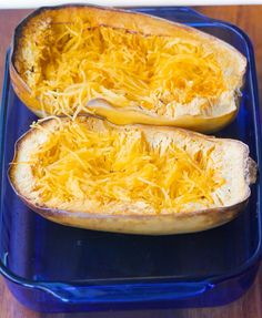A better way to bake spaghetti squash for a roasted, carmelized flavor | CCK
