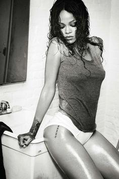 Rihanna for Esquire Magazine #7