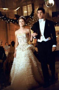 Lauren Bush and H.R.H. Prince Luis Alfonso de Borbon, Duke de Anjou