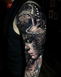 Tattoo by Jak Connolly