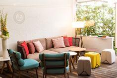 Kettal products @ Accor stand Village Roland-Garros Outdoor Furniture Sets, Outdoor Decor, Events, Products, Home Decor, Roland Garros, Interior Design, Home Interior Design, Gadget