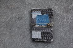 BORO inspired wallet by TrivialityLab on Etsy, $20.00