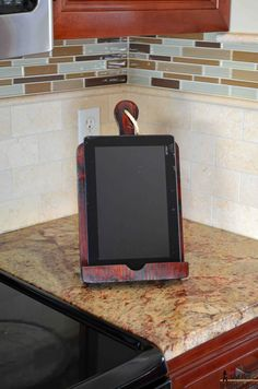 How to Make a Tablet Holder