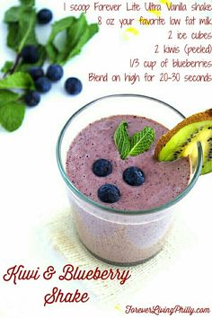 Foreverlivingphilly.com Clean9, Healthy Food, Healthy Recipes, Forever Living Products, Aloe Vera, Charity, Blueberry, Smoothies, Pure Products