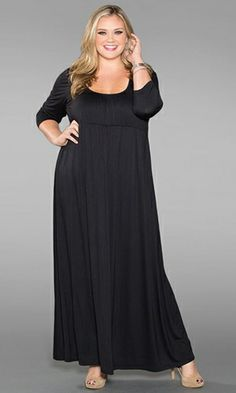 lois maxi dress. give it some leopard print ballets and a way cute statement necklace.