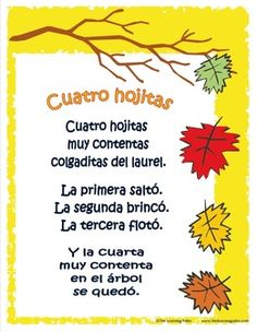 wordsearch, writing prompt, poems, calendar and other activities for Thanksgiving in Spanish. Spanish Lessons For Kids, Preschool Spanish, Spanish Activities, Music Activities, Spanish Classroom, Teaching Spanish, Poetry Anchor Chart, Anchor Charts, Spanish Songs
