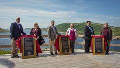 Entregadas las placas que designan Red Bay como Patrimonio de la Humanidad y no había ningún vasco (de nuevo)