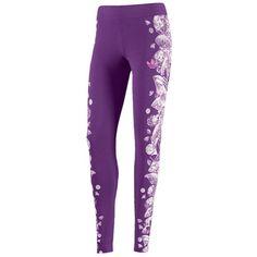 adidas Originals Graphic Mallas Mujer Casual Ropa Tribu Púrpura ① 2e7c372f1d2fe