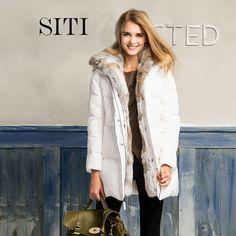2015 mujeres abajo parka chaqueta de la capa larga caliente del regalo de la cremallera la moda de nueva ropa de invierno cuello de piel de conejo nueva tallas grandes de espesor