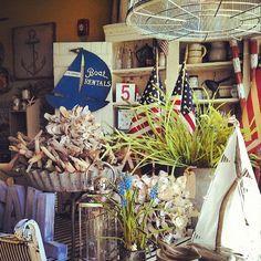 my shop, SeaWorthy Home..in Seabrook Washington..love love love