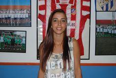 Bea Bravo, jugadora que militó la pasada temporada en la AD Templaria, equipo de Jerez de los Caballeros, jugará en el Extremadura Femenino Club de Fútbol de Almendralejo.   #soccer #futbol #futfem #Extremadura #EFCF