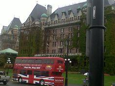 the Empress Hotel Canada