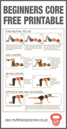Core exercises for beginners - the best way to get flat abs - My Fitness Planner Training for beginners Training plan Training video Training weightlifting Training women Training workout Fitness Workouts, At Home Workouts, Fitness Tips, Free Fitness, Ab Workouts, Body Fitness, Physical Fitness, Health Fitness, Yoga Pilates