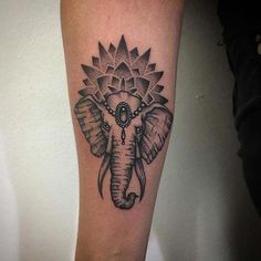 51 Exceptional Elephant Tattoo Designs Ideas TattooBlend 75 Best Elephant Tattoo Designs For Women 2019 Update. 75 Best Elephant Tattoo Designs For Women 2019 Update. Mandala Elephant Tattoo, Baby Elephant Tattoo, Dotwork Tattoo Mandala, Elephant Tattoo Meaning, Small Mandala Tattoo, Elephant Tattoo Design, Mandala Tattoo Design, Tattoo Designs, Body Art Tattoos