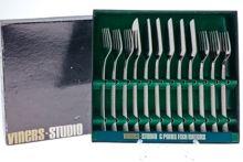 Viners -  Viners Cutlery - Viners Studio - Viners Studio Cutlery - Original Viners Studio Cutlery by Gerald Benney -  Viners Studio Boxed Se...