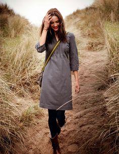 Linen dress- Boden