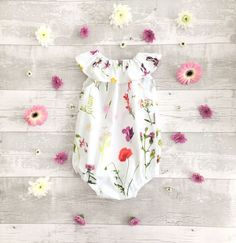 Baby girl romper ruffle collar baby sunsuit baby playsuits