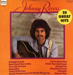 135 Best johnny rivers singer images in 2016 | Johnny rivers