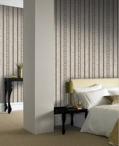 Hounslow Natural Wallpaper by Graham and Brown
