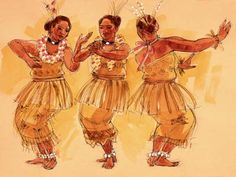 Dancing it up in Tonga~ Tongan Culture, Polynesian Culture, Polynesian Dance, Polynesian Cultural Center, Female Dancers, Island Nations, Tropical Art, South Pacific, Papua New Guinea