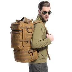 Рюкзак большой емкости 50 Л дорожная сумка компьютер сумка сумка холст рюкзак восстановление древних путей высокого класса мешок(China (Mainland))