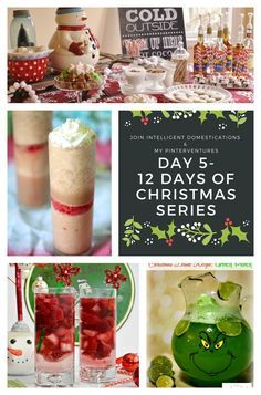12 Family Friendly Party Beverage Recipes | Intelligent Domestications