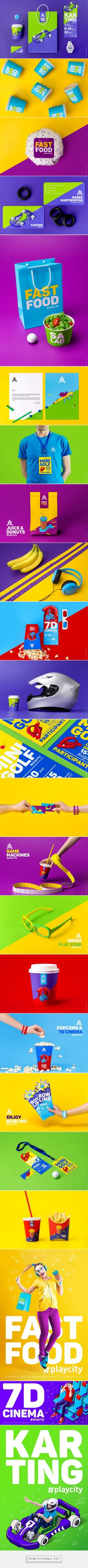Play City         on          Packaging of the World - Creative Package Design Gallery - created via https://pinthemall.net