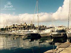 Home-port The Yacht Luxury Charters www.theyachtmalta.com