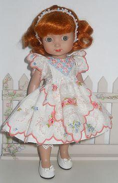Pretty Peachy Hanky Dress