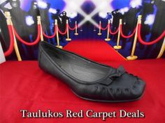 Womens shoes BORN O CONCEPT Ballet Flats Skimmers Comfort Black LEATHER sz 11 M #Brn #BalletFlats