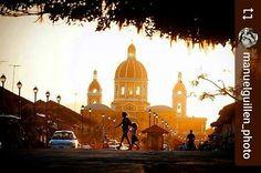 #Follow @manuelguillen_photo: Granadian Sunset #Granada #Nicaragua #ILoveGranada #AmoGranada #Travel #GranadaNicaragua #CentralAmerica