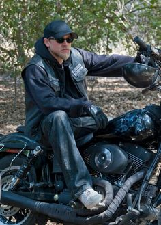 Jax in Sons of Anarchy