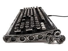 The Machinist Keyboard | Datamancer.com