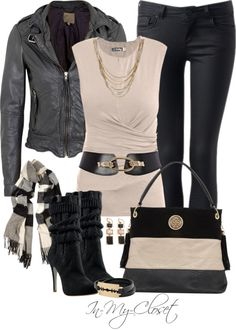 """""""Fall - #87"""" by in-my-closet on Polyvore"""