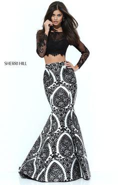 Sherri Hill 50663