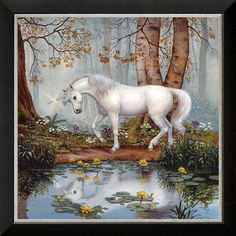 Find More Cross-Stitch Information about Needlework Craft Home decor French DMC Quality Counted Cross Stitch Kit/Set DIY Oil painting 14 ct Forest Unicorn,High Quality painting village,China painting plates Suppliers, Cheap painting manufacturers from The First Lady Cross Stitch on Aliexpress.com
