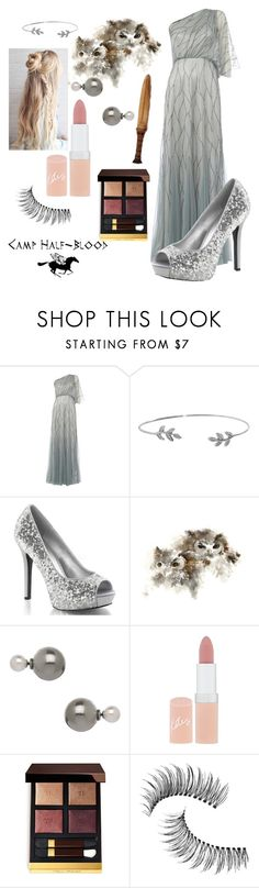 """""""Annabeth Chase."""" by kathrynrose42 ❤ liked on Polyvore featuring Raishma, Humble Chic, Athena Designs, Rimmel, Tom Ford and Trish McEvoy"""