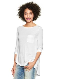Gap | Flared-back T