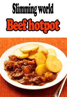 Slimming world Beef hotpot ...