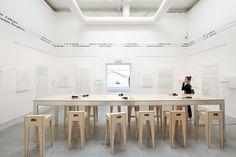 Venice Biennale 2012: Dialogue Architecture / Juan Herreros