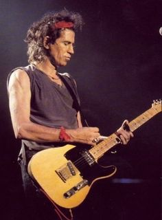 "Keith Richards' ""Micawber"" Fender Telecaster"