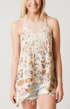 Band Crush Floral Tank - Women's Clothing | Buckle
