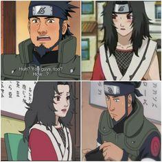 Kakashi Hatake, Naruto Shippuden, Asuma And Kurenai, Teenage Ninja, Naruto Couples, Naruto And Hinata, Narusaku, Naruhina, Anime Love