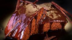 Bolo de chocolate sem farinha mais fácil do mundo - Bolsa de Mulher