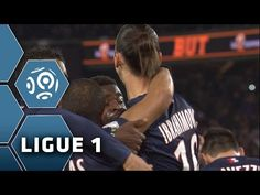 Goal Zlatan IBRAHIMOVIC (34') / Paris Saint-Germain - FC Nantes (2-1) - (PSG - FCN) / 2014-15