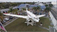 Douglas DC-3 Monument