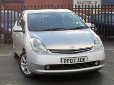 AutoZone Bolton - Cambrian Cars Ltd – Used Cars Dealers in Bolton, Lancashire are  Listing the following Vehicle For Sale - 2007 - Toyota Prius 1.5 CVT T Spirit - Reg: PF07AOE - Mileage: 113000 - Used -  £4795 http://www.justusedvehicles.com/autozone---bolton---lancashire.html  #usedcars #fastcars #cars #usedcarparts #carparts #automotive #motoring #parts #carphotography #audi #sportcar #nicecar #amazing #plus #instacars #amazingcars #germany #webmotors #nice #stancedaily