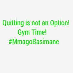 #Thapelogettingitright #FortheLoveofFitness #Endurance #Wellness #Loveit #Motivated #MmagoBasimane ♡
